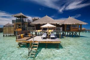 Остров. Отдых. Океан. Курорт Gili Lankanfushi