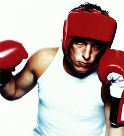 Хорошему боксеру танцы не мешают