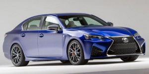 Lexus GS F. Big News