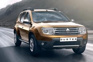 Renault Duster. По долинам и по взгорьям