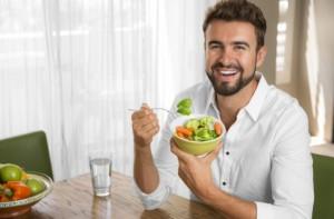 Каким должно быть правильное питание мужчин?
