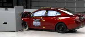 Новая Subaru Impreza — самая безопасная машина в своём классе