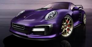 Gemballa Avalanche везёт в Женеве 820-сильное купе Porsche 911