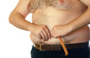 Каким должно быть питание мужчины, чтобы скинуть вес