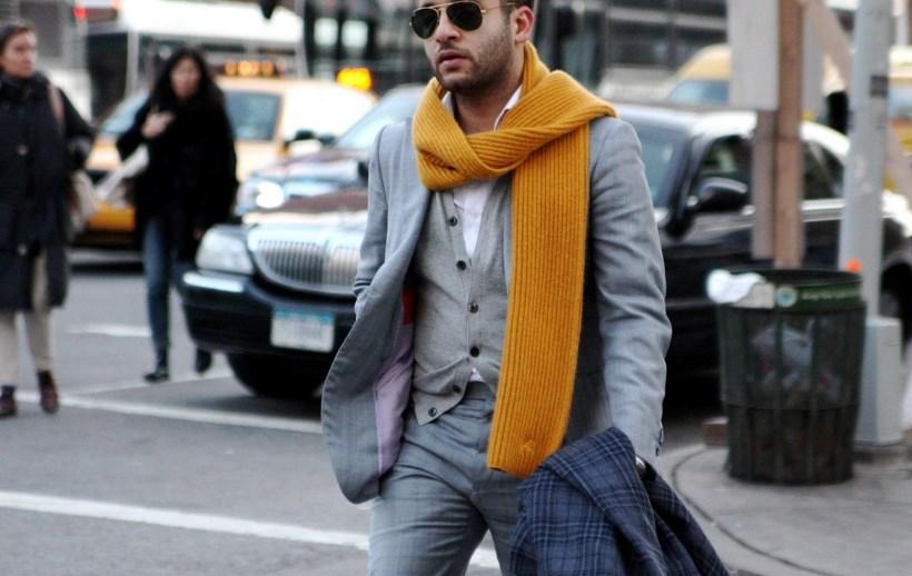 Что нужно знать от шарфах каждому мужчине?