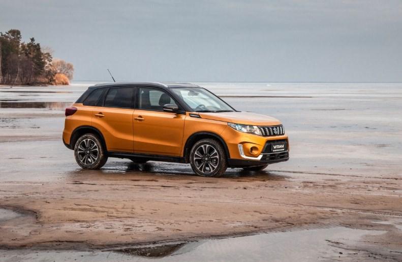 Обновленная Suzuki Vitara — литровый мотор и электро ассистенты