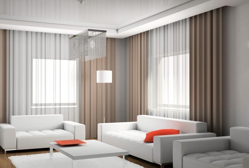 Как оформить помещение в современном стиле